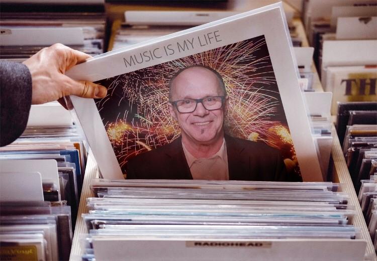 Hochzeits DJ Heinz Nawrath